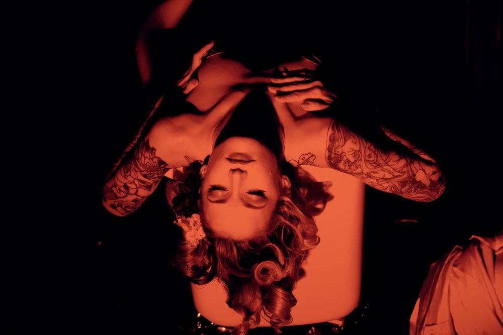 Danse Sauvage - Photo by DK Dennison