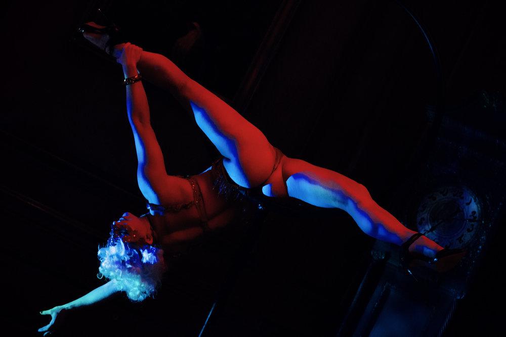 Danse Sauvage   Photo by DK Dennison