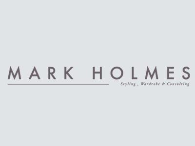 MARK HOLMES Branding