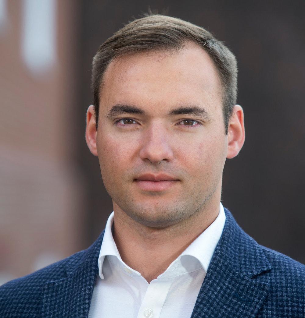 Konstantin Chebotar - CFO