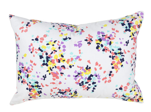 color. me. quirky. pillow talk.