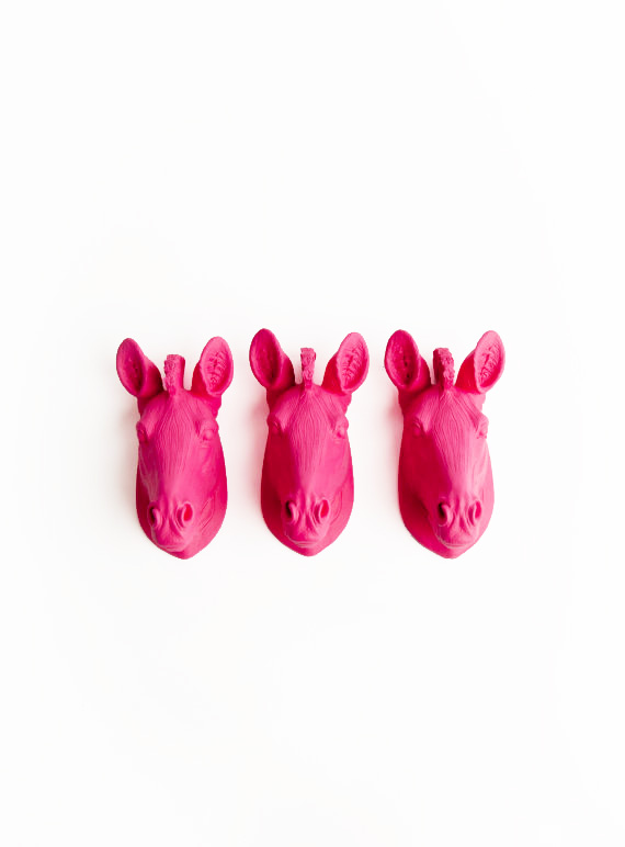 color. me. quirky. Etsy Obsession // WhiteFauxTaxidermy
