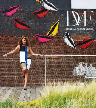 color. me. quirky // career // advise from women in style #dvf