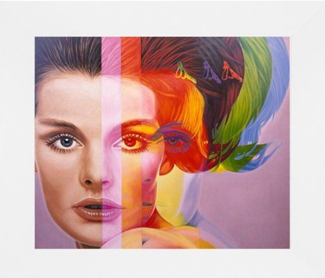 Richard Phillips, Spectrum, 1998
