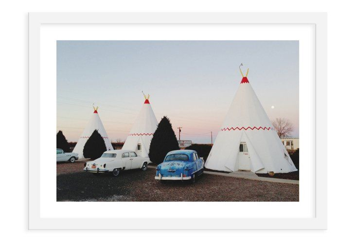 One Kings Lane // Kevin Russ, Teepee