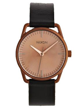 Nixon //  Nixon Mellor Black Watch
