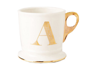 Anthropologie // Golden Mug (S)