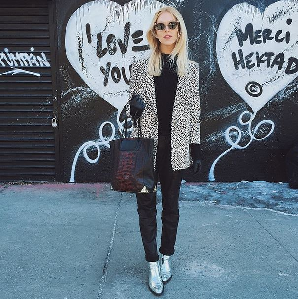 @peaceloveshea fashion meets interiors // NYFW15