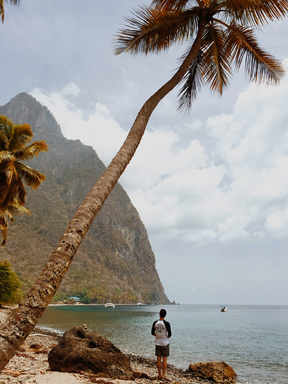 color. me. quirky takes Saint Lucia