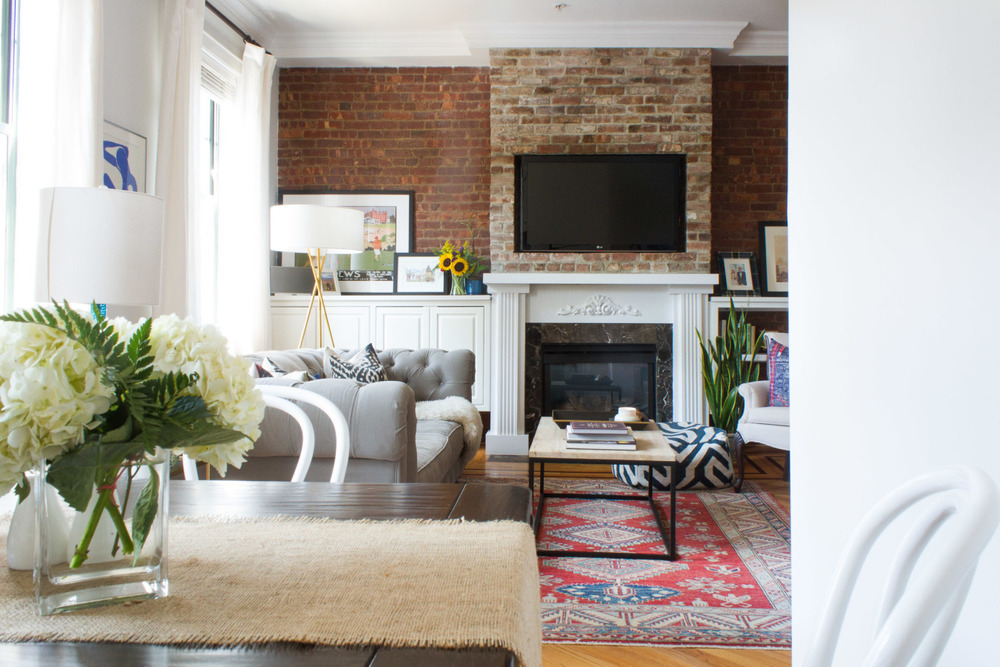 homepolish // hoboken apartment