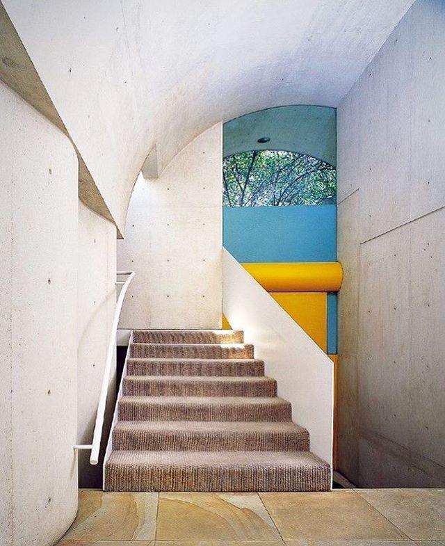Casa Amsterdam by Teodoro González de León. | co. @architectureatlarge