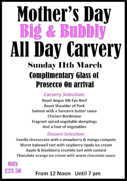Big Bubbly Carvery Mothers Day.jpg