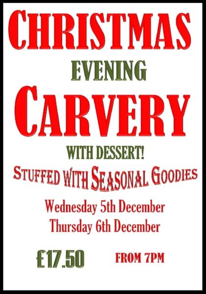 Christmas Carvery A4 Restaurant 2018.jpg