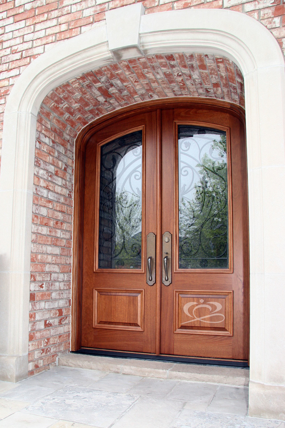 DD0007.jpg & Double Grand Entrance Doors \u2014 Corona Architectural Windows \u0026 Doors Inc.