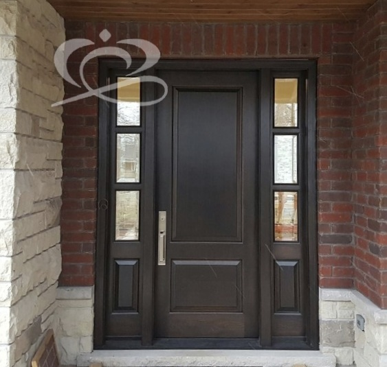 & Single Grand Entrance Doors u2014 Corona Architectural Windows u0026 Doors Inc.