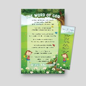 How To Read the Bible   Poster & Bookmark   $7