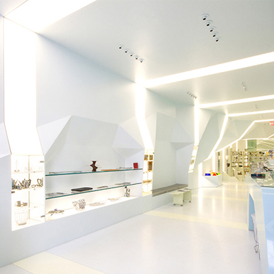 Alessi Flagship Renovation