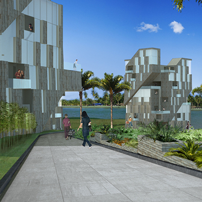 Lin Gao Residential Resort Master Plan