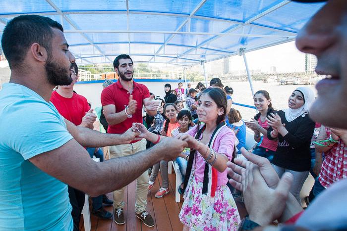 Дети Сирии на отдыхе в России