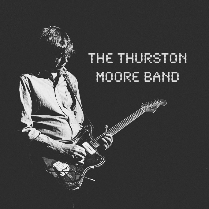 Фотосъемка концерта The Thurston Moore Band