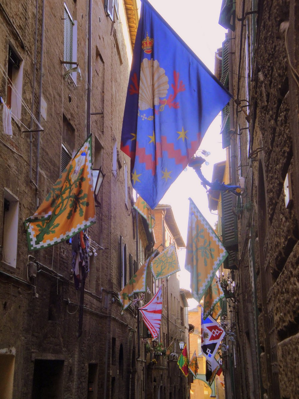 A Contrade in Siena