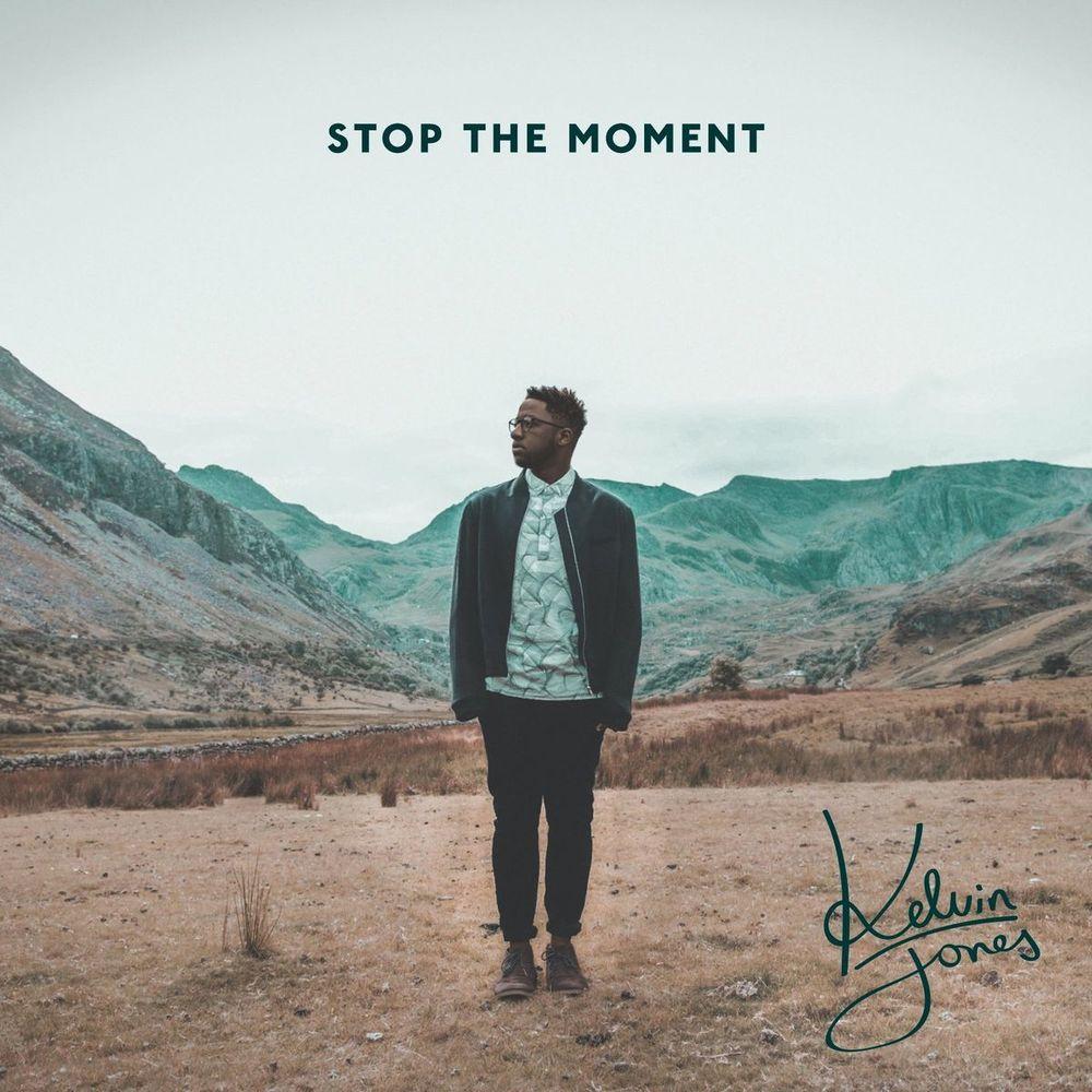 Kelvin Jones - Album Cover