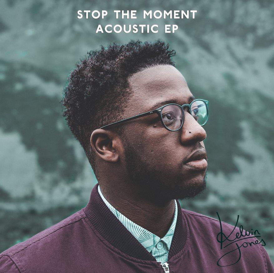 Kelvin Jones EP Cover