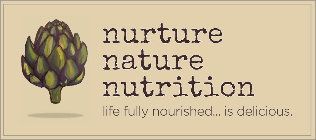 Nurture Nature Nutrition