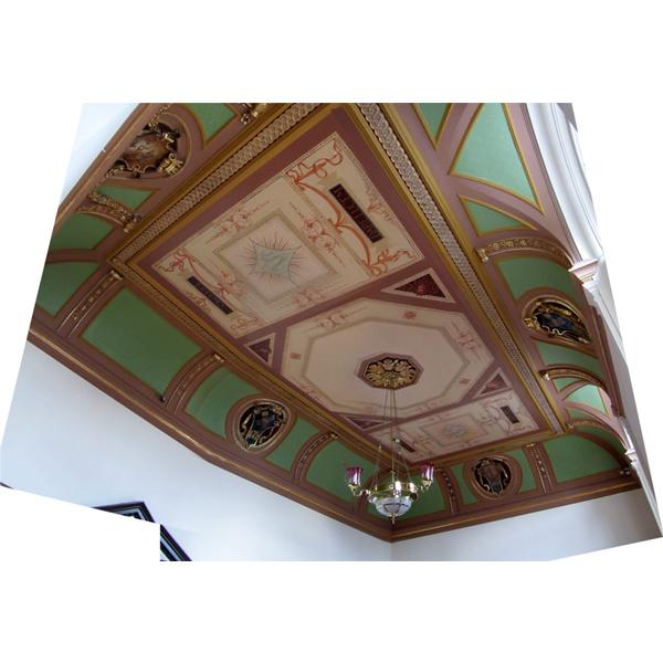 Fresco Ceiling
