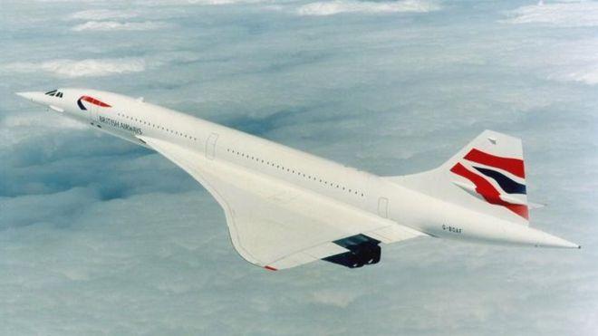 Concorde BA - BBC