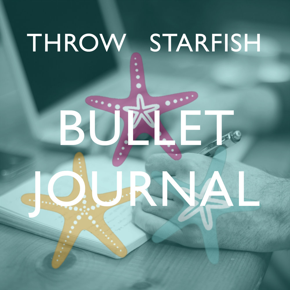 CLICK image to hear our Throw Starfish - Episode 001 Podcast