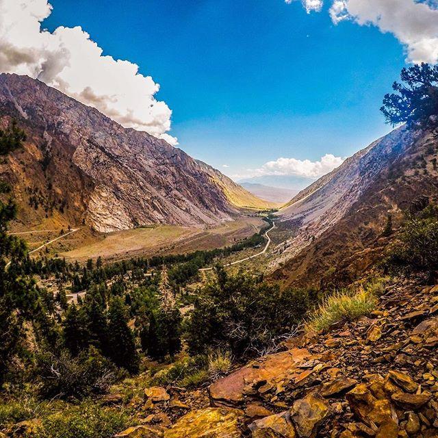 Throwback 😎 . . . #adventuretime #throwbackthursday #tbt #hiking #exploremore #getoutside #adventure #photography #gopro #goprohero #camping #rei