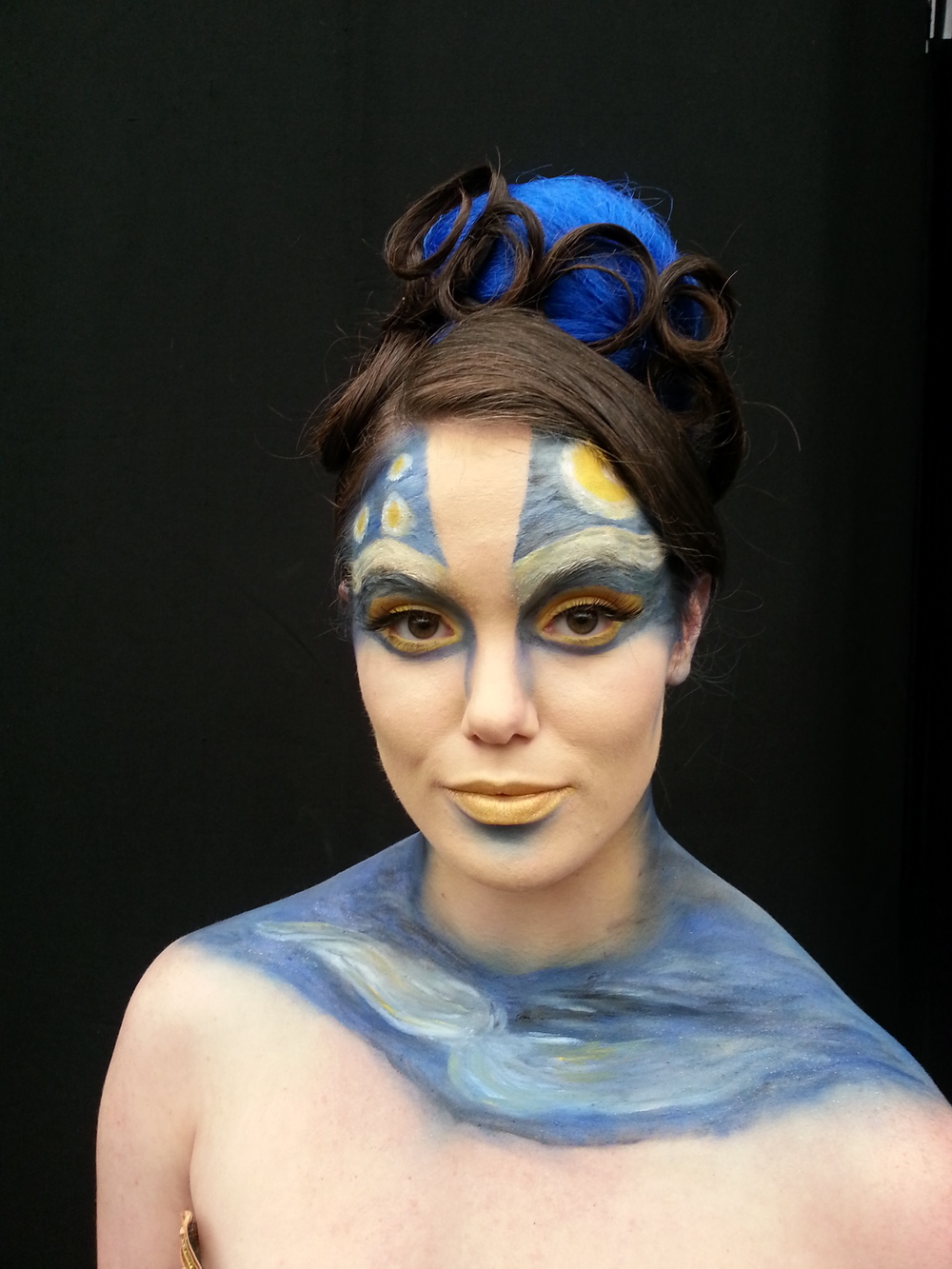 IMATS Vancouver 2014 Battle of the Brushes