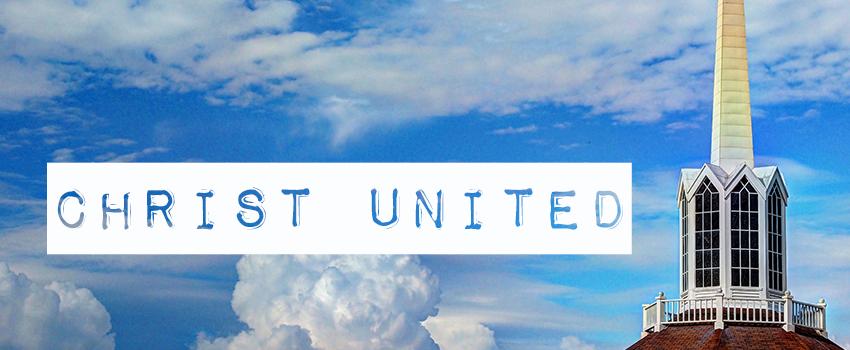 christ united Web banner.png