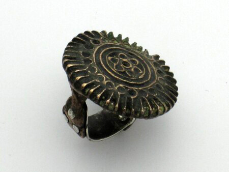 Wax Stamp Ring Jody Winger