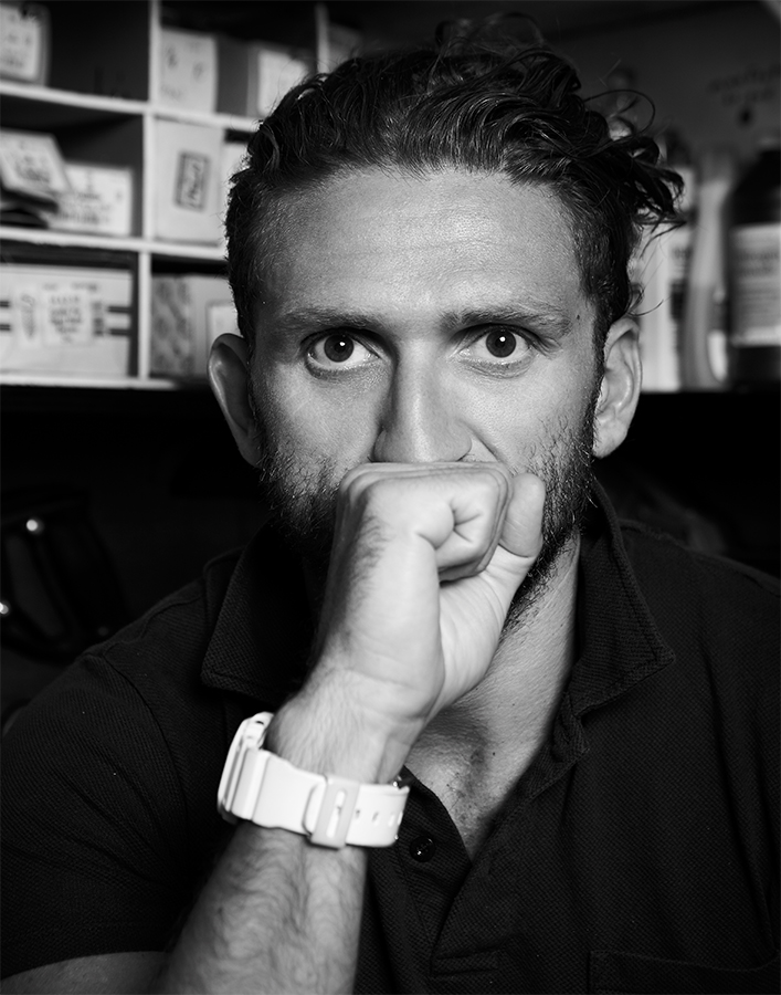 Casey Neistat, L'Officiel. New York