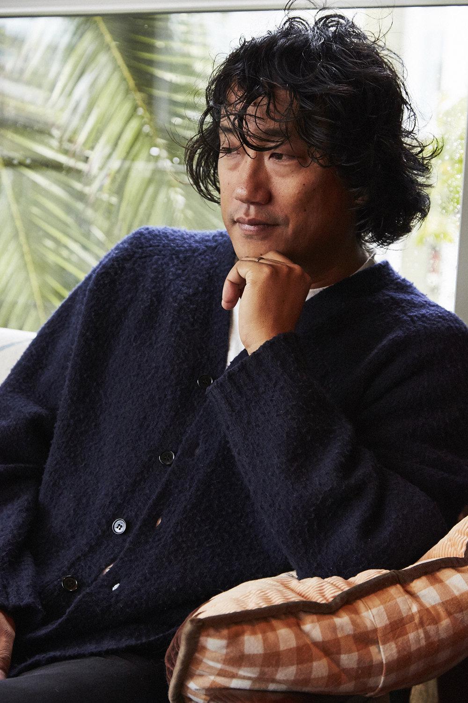 Eugene Whang, Vogue IT. San Francisco