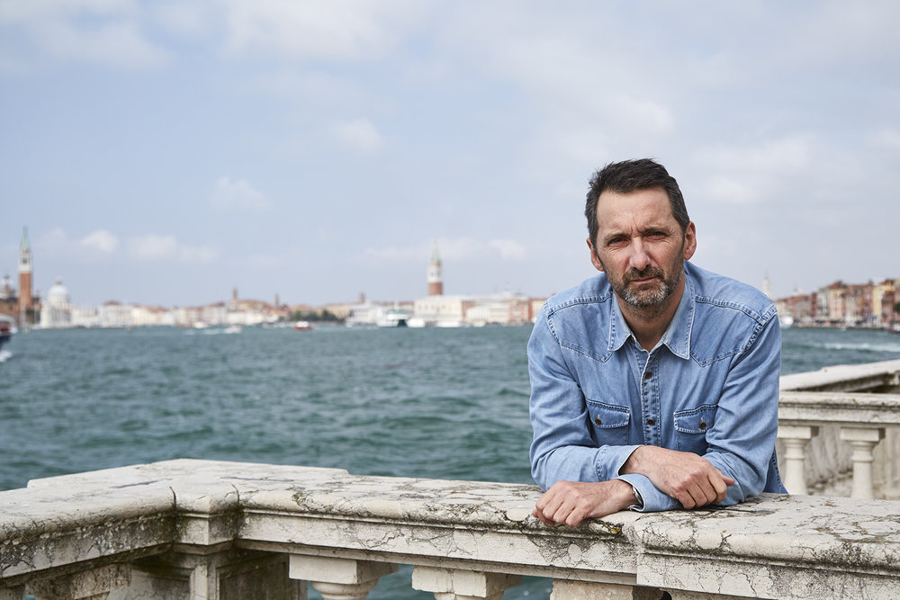Xavier Veilhan, L'Uomo Vogue. Venice