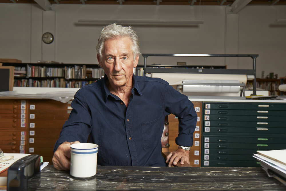 Ed Ruscha, National Gallery. Los Angeles