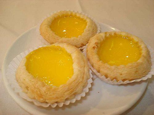 Chinese Egg Custard Tarts