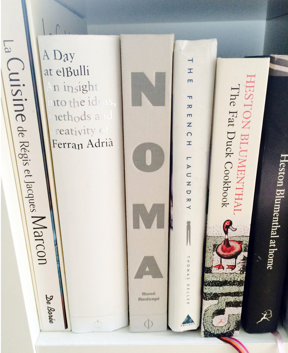 Noma, El Bulli, The Fat Duck, The French Laundry…now where can i get some sea purslane and spruce shoots?