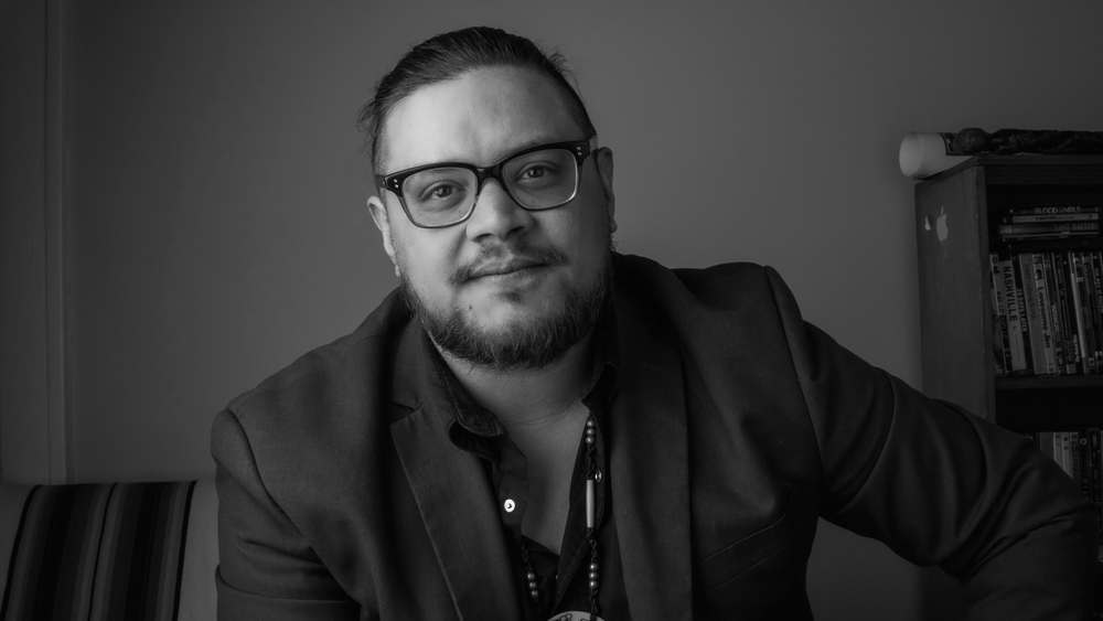 Sterlin Harjo is filmmaker, writer, director and the host of The Cuts.
