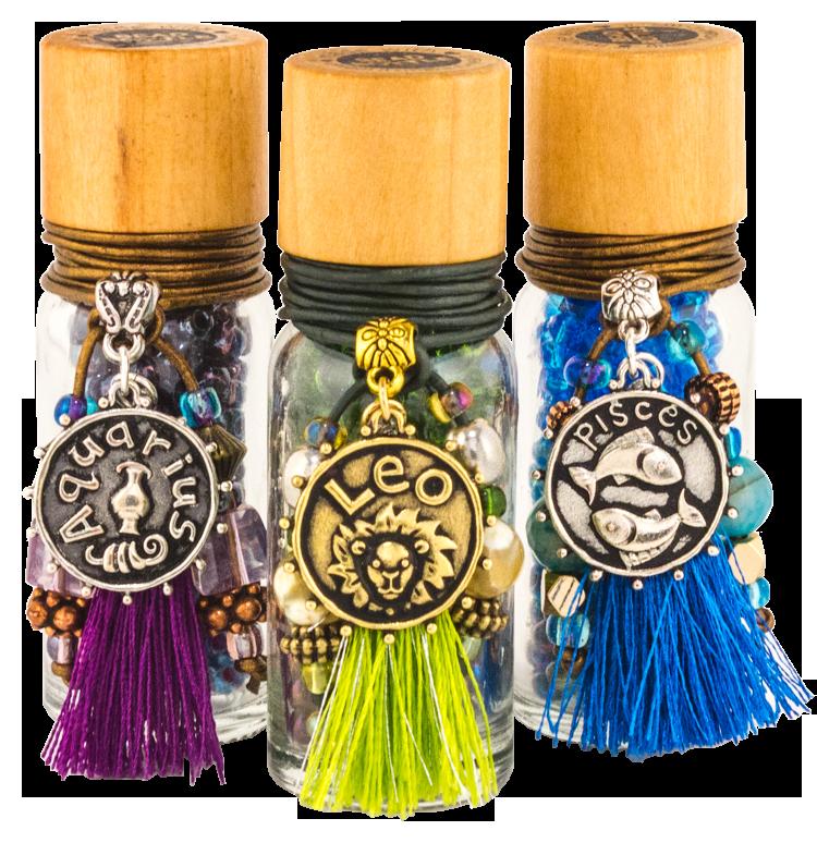 zodiac trio bottles