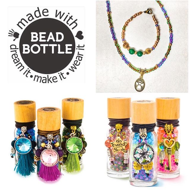 ❤️ Thank you @terrahome for our post of the day! #beadbottle #forhergifts #yogajewelry #diylove #diygram #diynetwork #beadbottlecollection #pbd #love #diyfashion  #giftsforher #postoftheday