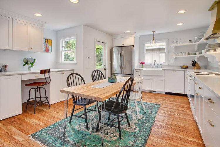 eclectic kitchen schulte design build - Eclectic Kitchen