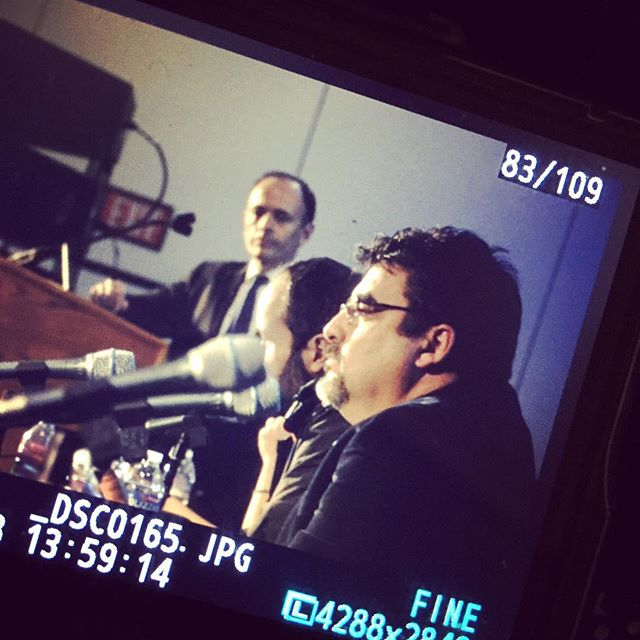 #hoyensala desde #nyc @tercerosalvador para #aes139 #premiumlatinprosers #somosaudio