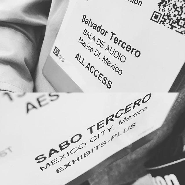 Here we are! #somosaudio @saladeaudio_