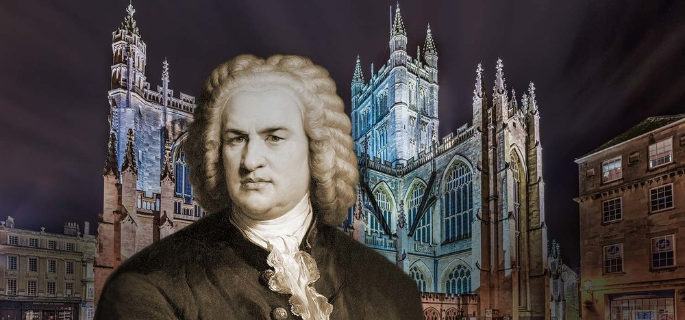 """The aim and final reason of all music is none else but the glory of God and the refreshment of the spirit.""   J.S. Bach"