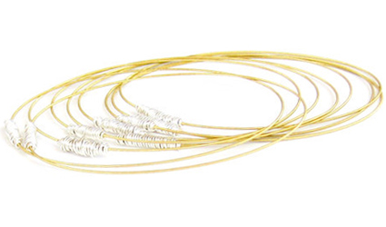 mixed-metal-thin-bangle-bracelets