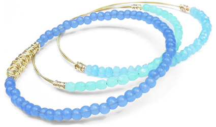 bridesmaid-bracelets-aqua-blue-crystal